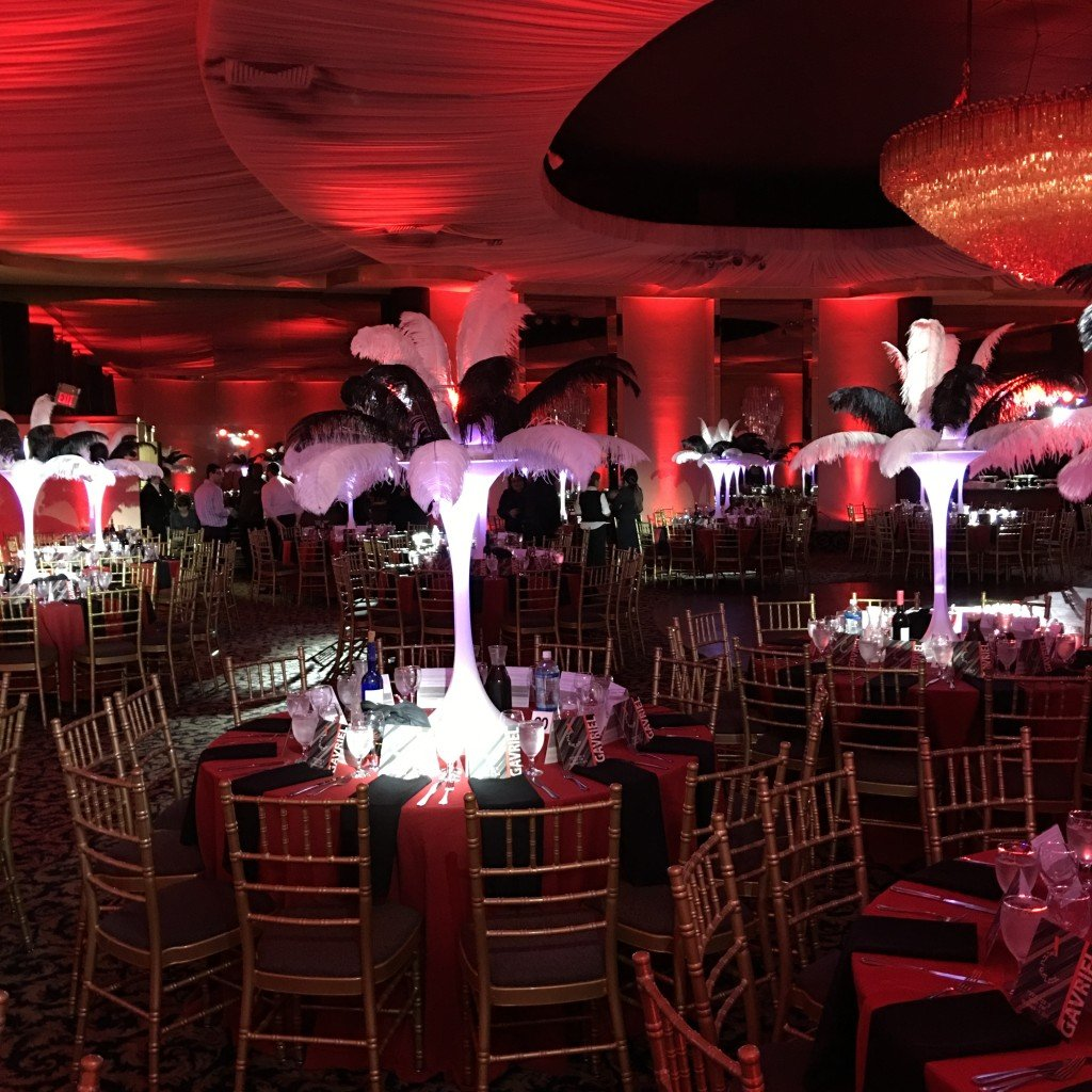 Our red - Event Planner NY (800) 736-8888