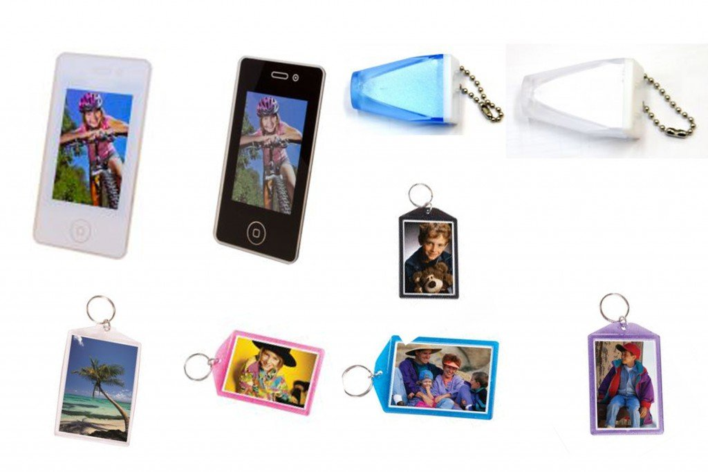 Keychains, iPod, Photo Viewer