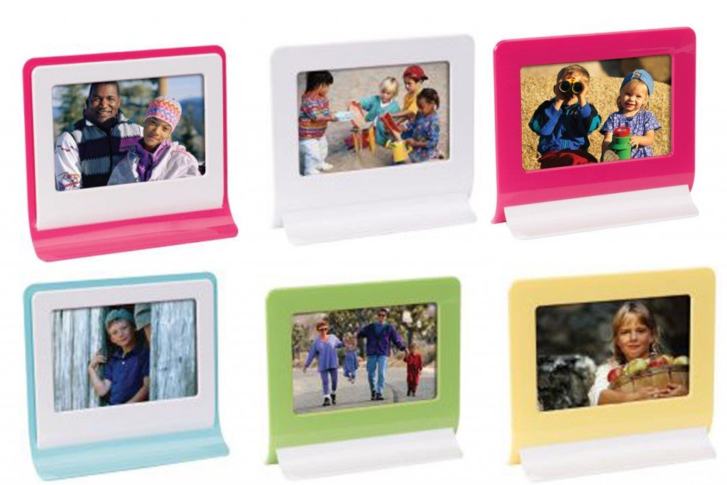 Double Sided Acrylic Colored Frames