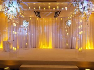 Hilton Meadowlands Chuppah and Wedding Lighting call now to reserve your date Event Planner NY EventPlannerNY.com (800) 736-8888