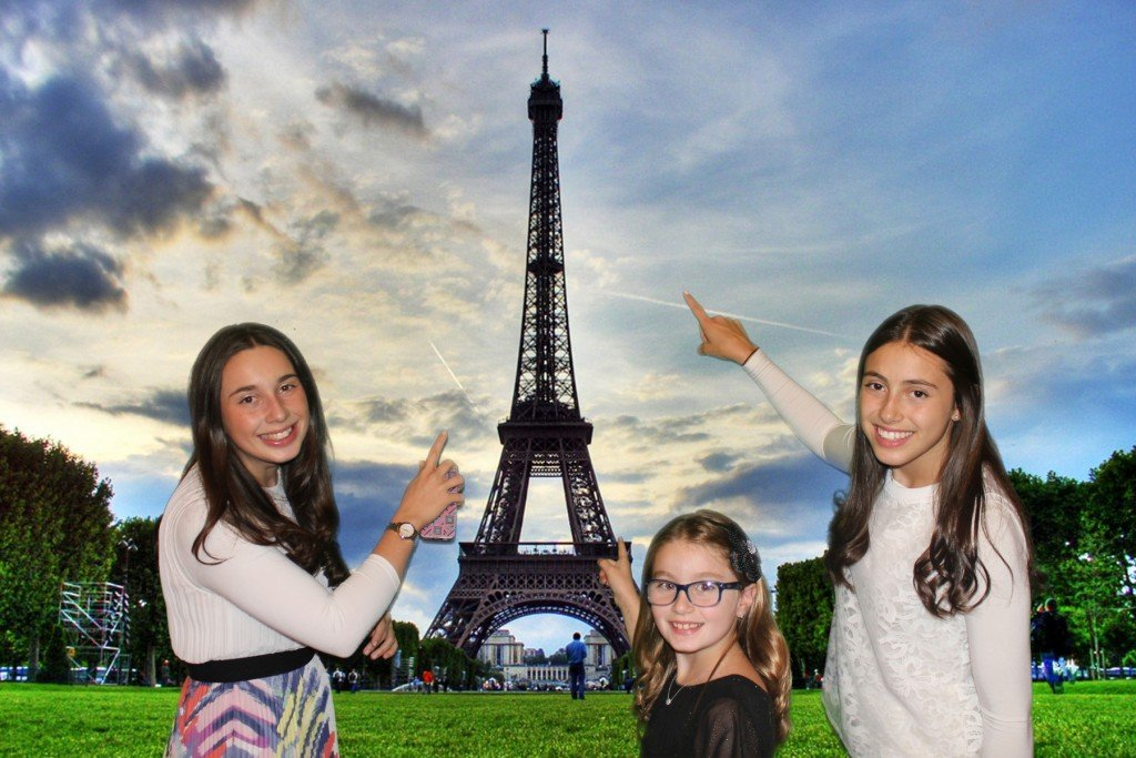 green screen paris at Event Planner NY (800) 736-8888