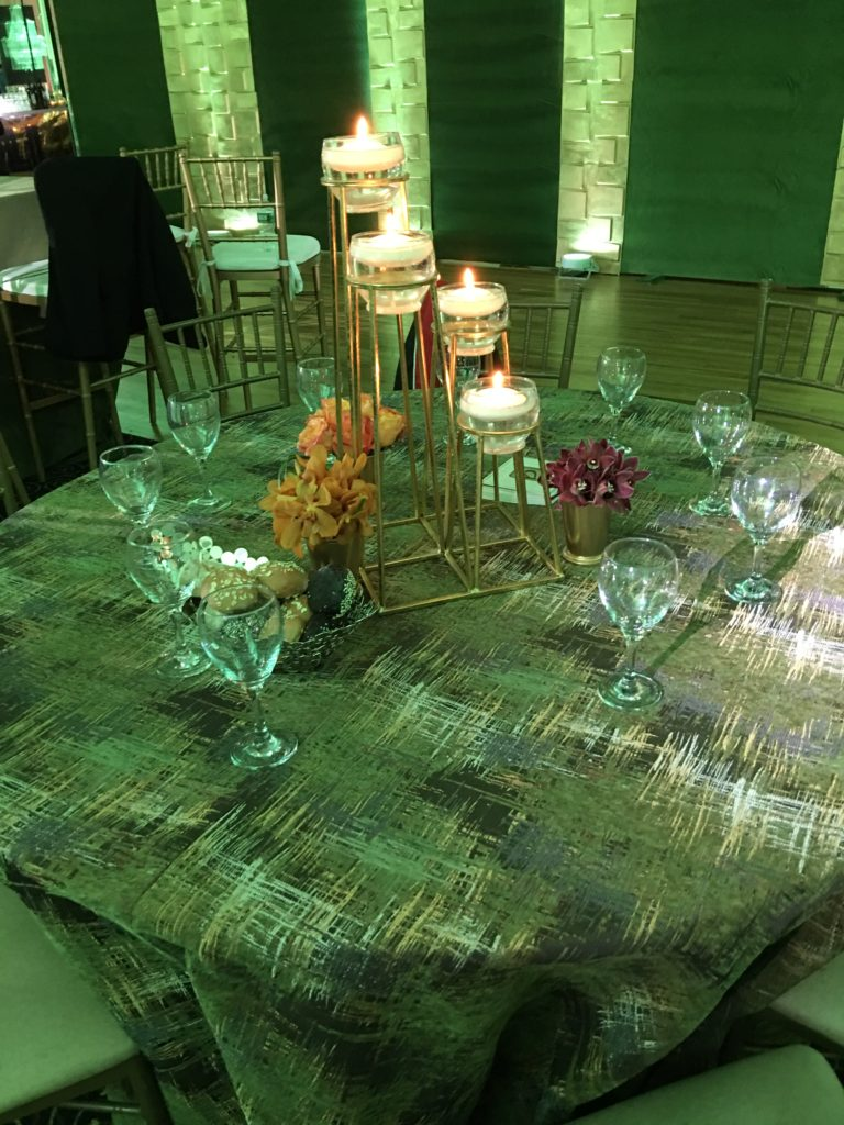 Pin Spots on Centerpieces, call now to reserve your date Event Planner NY EventPlannerNY.com (800) 736-8888
