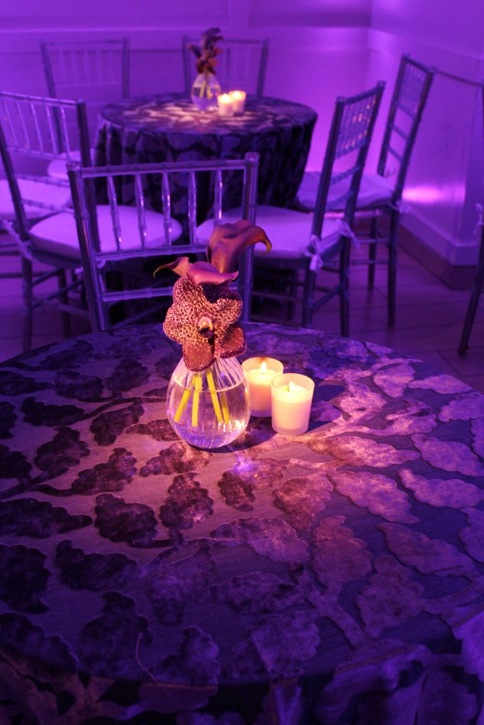 Red shul now is purple with touch of amber - Event Planner NY (800) 736-8888