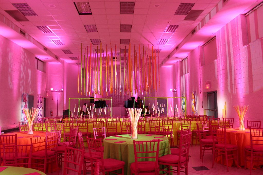 Soft pink at Event Planner NY (800) 736-8888