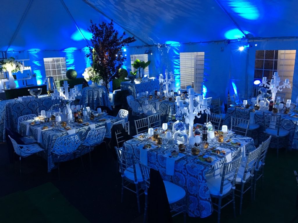 Tent lights & pins. call to reserve your event date Event Planner NY EventPlannerNY.com (800) 736-8888