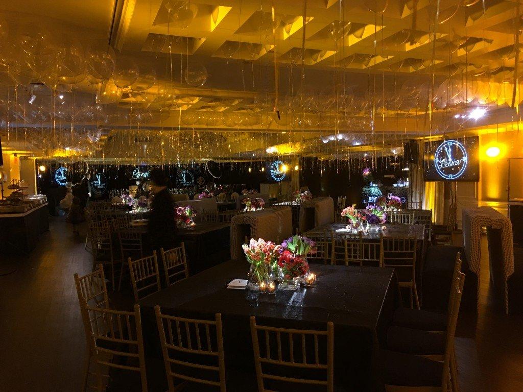 Spotlights & Amber - Event Planner NY (800) 736-8888
